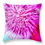 Thistle Beauty Throw Pillow