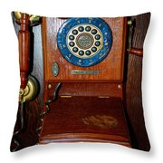Thomas Cellular Throw Pillow