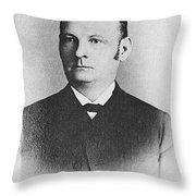 Thomas Coleman Younger (1844-1916) Throw Pillow