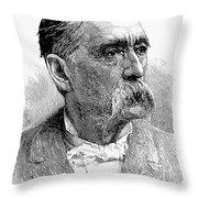 Thomas Dunn English Throw Pillow