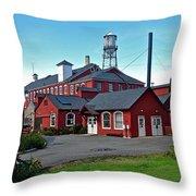 Thomas Kay Woolen Mill Throw Pillow