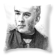Thomas Wilkinson (1837-1914) Throw Pillow
