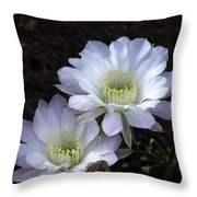 Thorny Beauty Throw Pillow