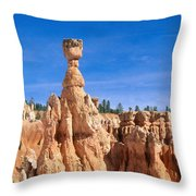 Thors Hammer, Bryce Canyon Throw Pillow