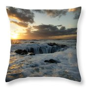 Thors Well Truly A Place Of Magic 4 Throw Pillow
