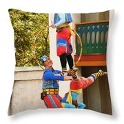 Those Awkward Moments Throw Pillow