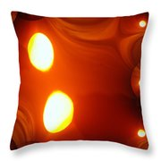 Those Starry Dreams Of Home Throw Pillow