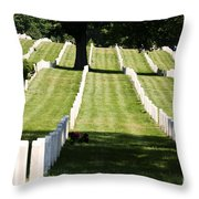 Those Who Served Throw Pillow