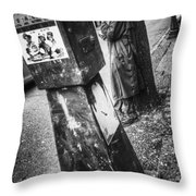 Thoughtful In Count  Throw Pillow