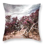 Thoughtless Roots  Throw Pillow