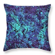 Thoughts In Vitro 2012 Throw Pillow