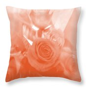 Thoughts Of Valentine's Day Throw Pillow