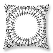 Thousand Windows Throw Pillow