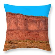 Three Sisters In Ut Throw Pillow