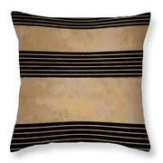 Three Steps Throw Pillow