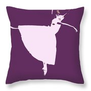 Three Wishes For Cinderella Throw Pillow