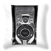 Through The Lens Throw Pillow