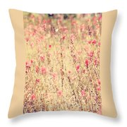 Through Us Again Throw Pillow