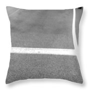 Thumbs Out  Throw Pillow