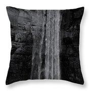Thunder In The Air Two Throw Pillow