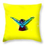 Thunderbird 1958 Throw Pillow