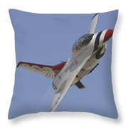 Thunderbird Sneak Pass Throw Pillow