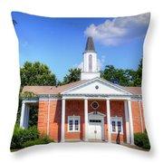 Thurmond Chapel Throw Pillow