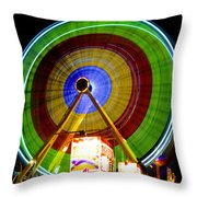 Tickets To Fun Throw Pillow