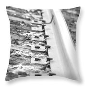Ties That Bind Us Throw Pillow