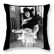 Tiffany Whip Throw Pillow