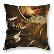 Tiger Stripe Throw Pillow