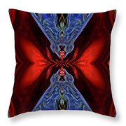 Tightly Wound Throw Pillow