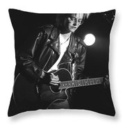 Til Tuesday - Aimee Mann Throw Pillow