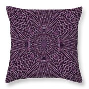 Tile Mosaic-142 Throw Pillow