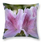 Till Forever Comes Throw Pillow