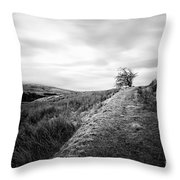Till The World Stops Turning Throw Pillow