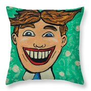 Tillies Surprise Throw Pillow