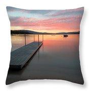 Timberloch Sunset Throw Pillow