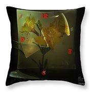 Time 0582 Marucii Throw Pillow