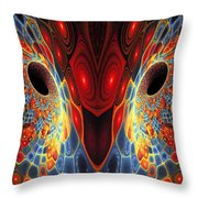 Time For Expression Throw Pillow
