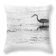 Time For Fast Food Throw Pillow