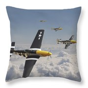 Time For Home Throw Pillow