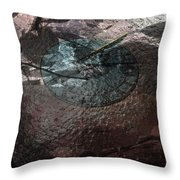 Time Of The Seasons Throw Pillow