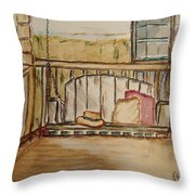 Time Out II Throw Pillow