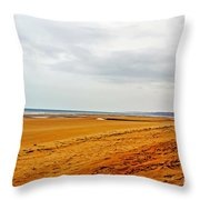 Time Remembers Throw Pillow