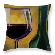 Time To Unwind Throw Pillow
