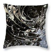Time Warp 2 Throw Pillow