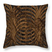 Timed Out Throw Pillow
