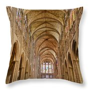 Timeless Gothic  Throw Pillow
