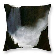 Timeless Power Throw Pillow